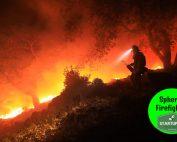 گوی های آتش خوار - Spheres Firefighter
