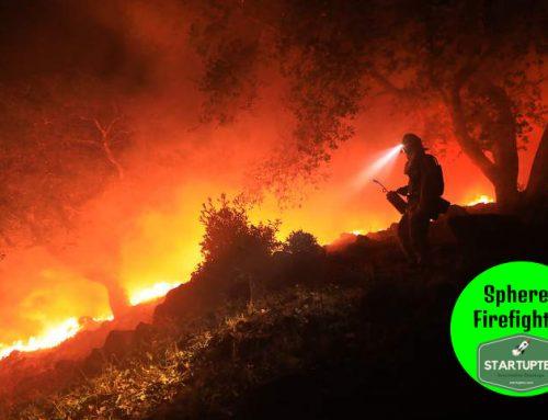 گوی های سازگار با محیط زیست و مهار آتش سوزی جنگل ها و مراتع